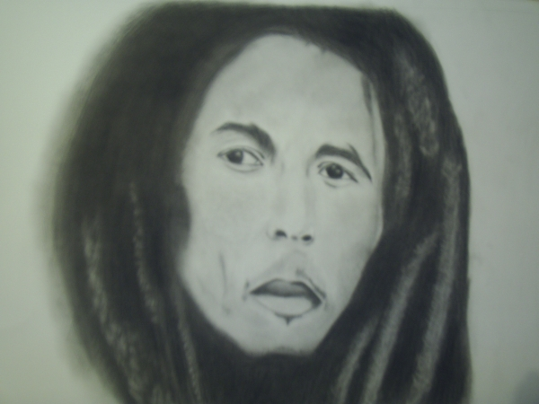 Bob Marley by Nix